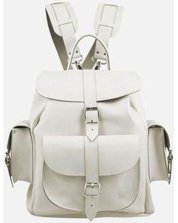 Bianca Medium Leather Rucksack