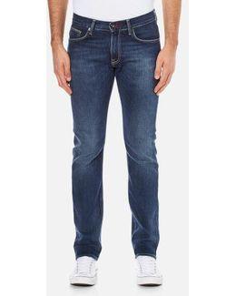 Denton Straight Leg Denim Jean