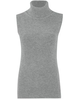 Abel Knits High Neck Jumper