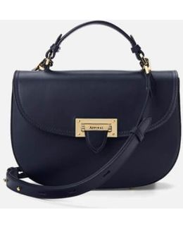 Letterbox Saddle Bag