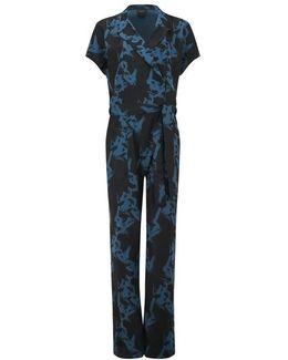 Women's Macy Short Sleeve Jumpsuit