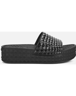 Women's Scream Flatform Slide Sandals