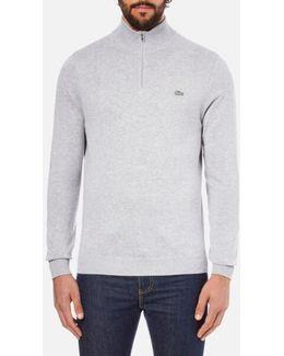 Men's Quarter Zip Sweatshirt