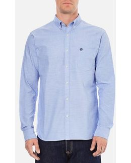 Collect Long Sleeve Cotton Shirt