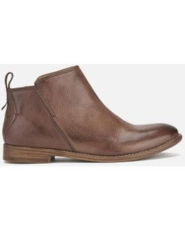 H Shoes By Hudson Women's Revelin Leather Ankle Boots