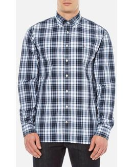 Atlantic Check Long Sleeve Shirt