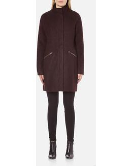 Ciri Energy 3/4 Wool Jacket