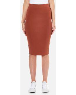 Women's Mirja Knitted Skirt