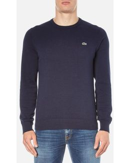 Men's Crew Neck Jumper