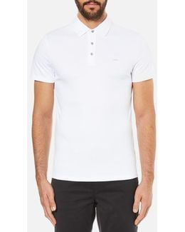 Sleek Mk Polo Shirt