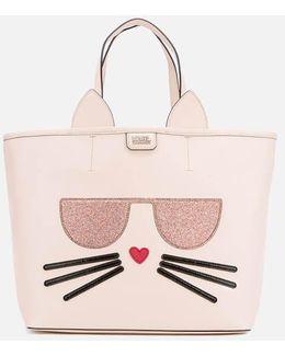 Women's K/kocktail Choupette Shopper Bag