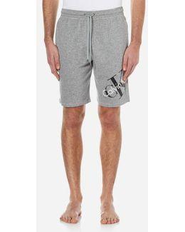 Men's Large Logo Shorts