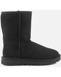 Classic Short Ii Sheepskin Boots