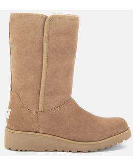 Amie Classic Slim Sheepskin Boots
