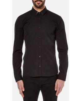 Men's Ero3 Collar Detail Shirt