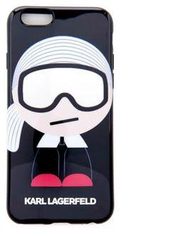 Kl Ho Ski Tpu Iphone 6 Phone Case