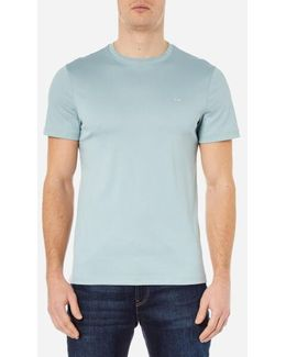 Men's Sleek Crew Neck Tshirt