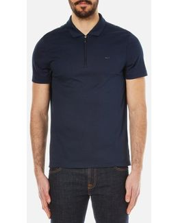 Men's Channel Yoke Polo Shirt