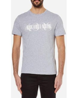 Men's Printed Kors Graphic Tshirt