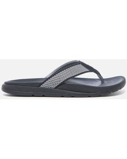 Tenoch Hyperweave Treadlite Toe Post Sandals