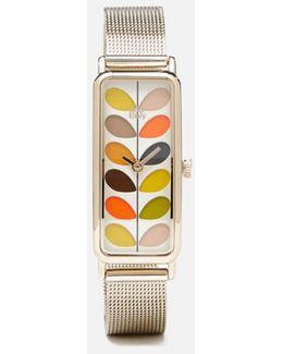 Stem Bracelet Watch