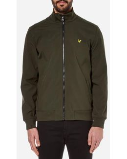 Zip Through Funnel Neck Soft Shell Jacket