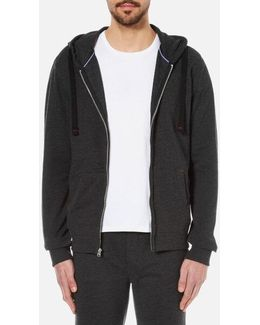 Icon Zip Through Hoody
