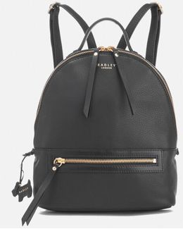 Northcote Road Medium Zip Top Backpack