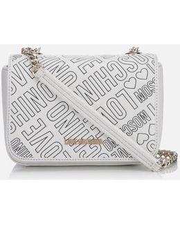 Love Mini Printed Shoulder Bag