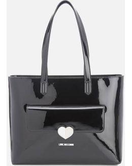 Women's Love Tote Heart Bag