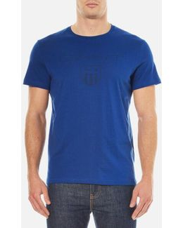 Tonal Shield T-shirt