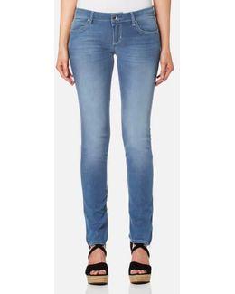 Marilyn 3 Zip Jeans