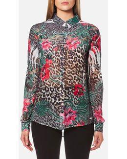 Long Sleeve Clouiu Shirt