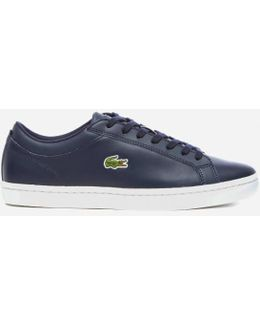Men's Straightset Bl 1 Leather Cupsole Trainers