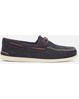 Men's A/o 2eye Wedge Suede Boat Shoes