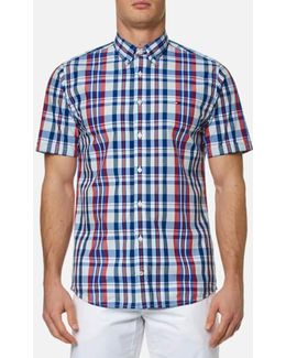 Lester Check Short Sleeve Shirt