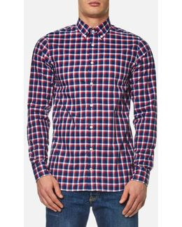 Lance Check Long Sleeve Shirt
