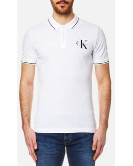Men's True Icon Slim Fit Polo Shirt