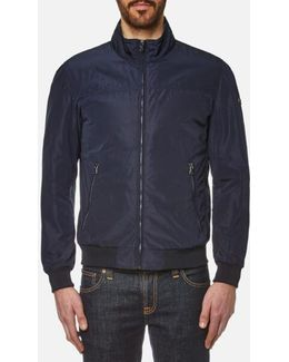 Nylon Blouson Jacket