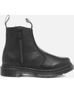 Women's 2976 Chelsea Boots With Zips