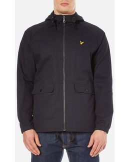 Cotton Zip Through Jacket
