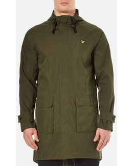 Light Weight Parka Jacket