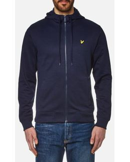 Hooded Tricot Track Jacket