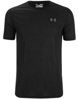 Threadborne Fitted Emboss T-shirt