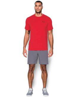 Sport Style Left Chest Logo T-shirt