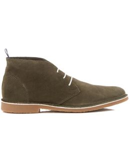 Royce Suede Boots