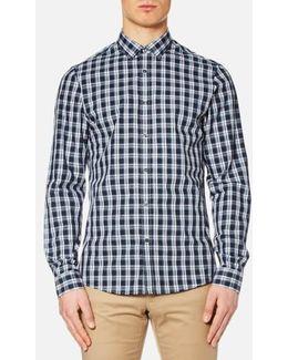 Men's Slim Landan Check Shirt
