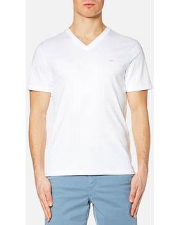 Men's Sleek Mk V Neck Tshirt