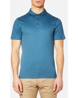 Men's Sleek Mk Polo Shirt