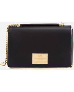 Gold Plate Shoulder Bag